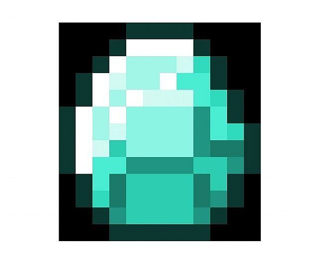 image gallery minecraft diamond