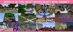 Which Is The Best Minecraft Mini Game? Minecraft Blog Post