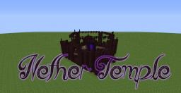 Nether Temple Minecraft