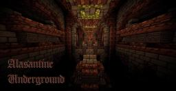 The Alasantine Underground - Expansive System of Tunnels - The Tales of Runebrire Official Project Minecraft Project