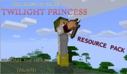 Zelda Twilight Princess Resource Pack Minecraft Texture Pack