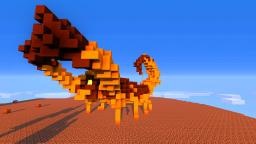 The Scorpion Minecraft Map & Project