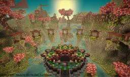 Sunfury Server Hub Minecraft Project