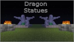Dragon Statues Minecraft Map & Project