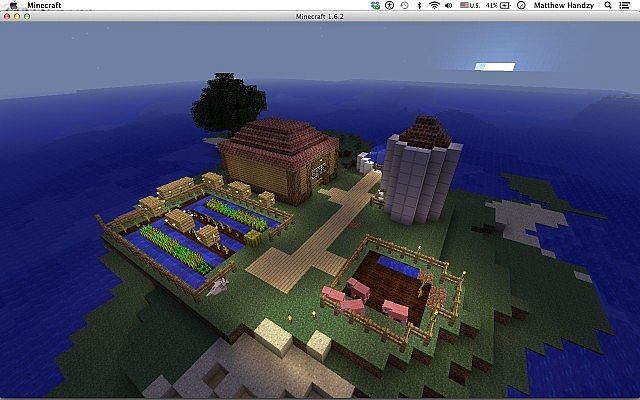 Animal Farm & Download Minecraft Project