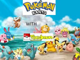 Pokemon Kanto Adventure - Pixelmon Compatiable