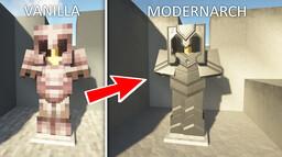 ModernArch R [1.14 - 1.16.1] [512x512] Minecraft Texture Pack
