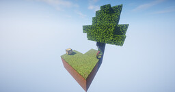 Giant Skyblock Minecraft Map & Project