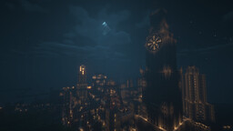Gotham City by The4BDmaster Minecraft Map & Project