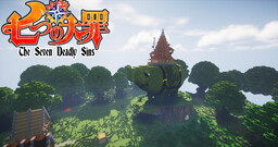 Nanatsu no taizai- Boar Hat Minecraft Map & Project