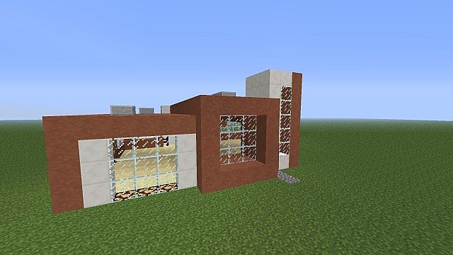One Story House (Unfurnished) -Modern House Series ...
