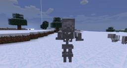 Skeletal Mobs [1.6.2] Minecraft Texture Pack