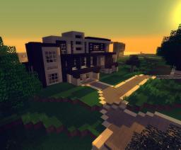 Modern City Hall Minecraft Map & Project
