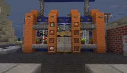 Gas Station & Corner Store Minecraft