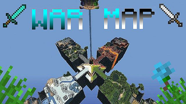 War Map Minecraft Minecraft