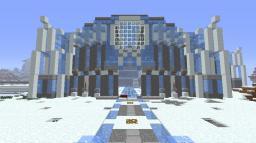 Ice Temple Minecraft
