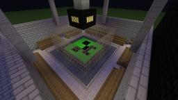 Boxing Ring, MMA Steel Cage Fight Minecraft Map & Project