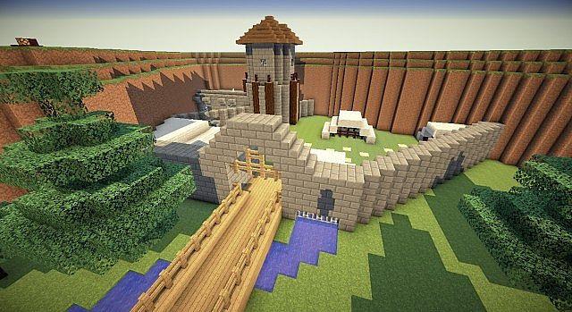 Zelda: Ocarina of Time-The Minecraft Map Minecraft Map