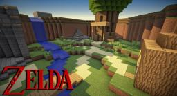 The Legend of Zelda: Minecraft (Adventure Map) Minecraft Map & Project
