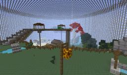 Whitehaze prop hunt map Minecraft Map & Project