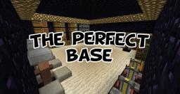 A perfect faction base. Minecraft