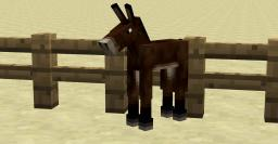 How to get Mules in the Minecraft 1.10 Frostburn Update Minecraft Blog Post