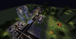Zombie Apocalypse Minecraft Map & Project