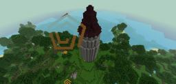 Fire-mage Tower Minecraft Project