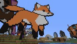 Fox :3 Minecraft Map & Project