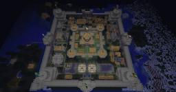 W1NT3RB0RN CASTLE and Tower Hunt Minecraft Map & Project