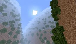 Canyon Mountains(over 10,000 chunks! Great for survival!) Minecraft Project