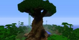 The Tree of the Elven Guardians [OLD] Minecraft Map & Project