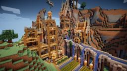 Coaldust - A mining town Minecraft Map & Project