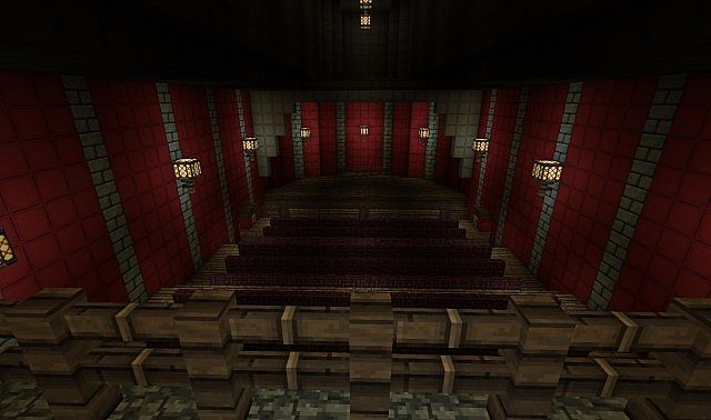 Medieval Theater Minecraft Project