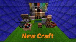 New Craft (texture pack) Minecraft Texture Pack