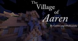The fishing village of Aaren Minecraft Map & Project