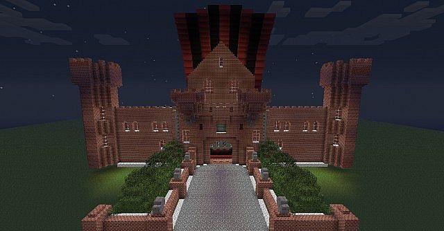 Yukikos Castle so far.