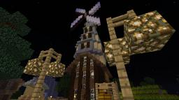 The Minecraft 999server Medieval Quest line and  World Minecraft