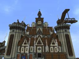 Forgeheart - Outer Wall Section West Minecraft Map & Project