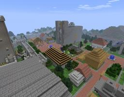 Medieval City by Anastasis21 Minecraft Project