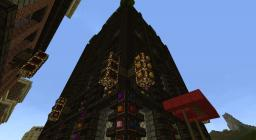 Woodworth building Minecraft Map & Project