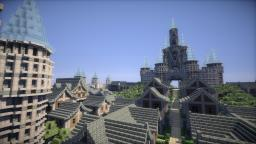 -Lighthaven City- 50 Sub Special Minecraft Map & Project