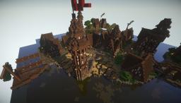 Hrothgar - Medieval Village 2 Minecraft Project