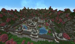Japanese temple ! Minecraft Map & Project