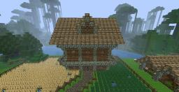 The Ranch House Minecraft Map & Project