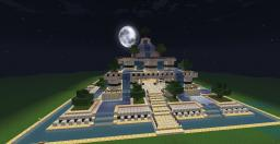 [SPAWNPOINT] Temple Spawn by Fabbef Minecraft Map & Project