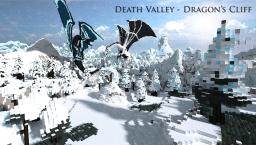 Frozen Death Valley - Dragon's Cliff Minecraft