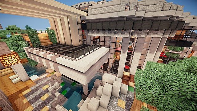 9 6248381 [1.8] Luxurious Modern House 2 Map Download
