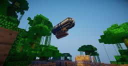 [1.8.9] [Airships] CrimsonSkylands Minecraft Server