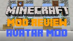 Minecraft | Avatar Mod (New Elements!) | Mod Showcase Minecraft Blog Post